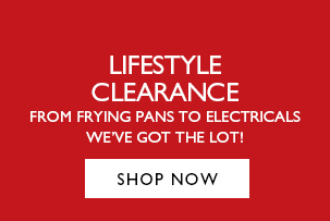 Lifestyle Clearance