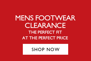 Mens Footwear Clearance