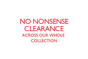 no nonesense sale