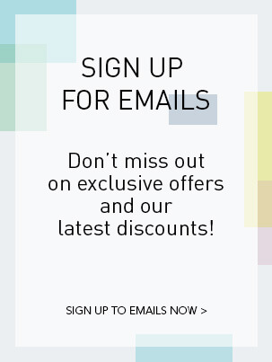 Sign up to Emails