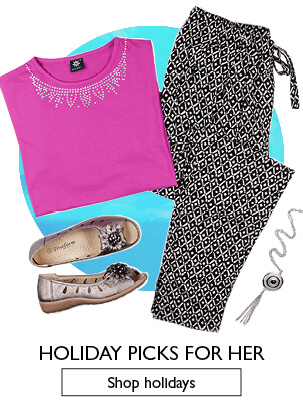 Shop Holiday Picks for Her