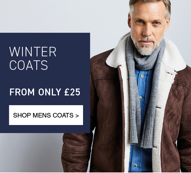 Shop Mens Coats