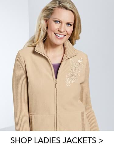 Shop Ladies Jackets