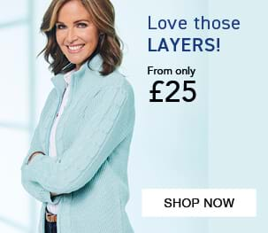 Love those layers