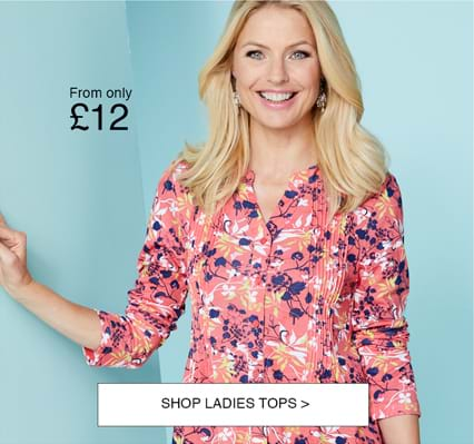 Shop Ladies tops