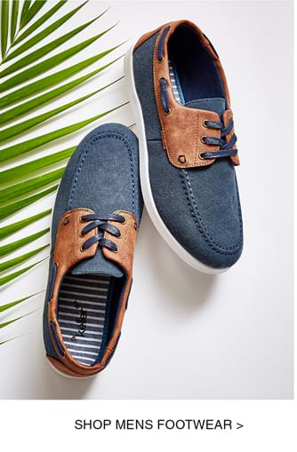 Shop Men's Footwear