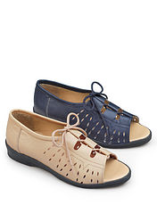 MONACO CLASSIC ADJUSTABLE LACE-UP SANDAL/SHOE