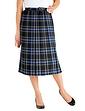 Ladies Box Pleat Skirt (length 27 inches)