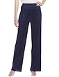 Ladies Plisse Trouser