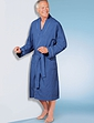 SHAWL COLLAR EASY CARE DRESSING GOWN