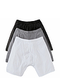 Pack of 3 Knitted Stretch Trunk