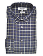 Southern Comfort Long Sleeve Twill Large Plaid Shirt