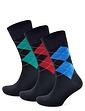 Pack of 6 Argyle Socks