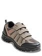 Touch Fasten Wide Fit Walking Shoe
