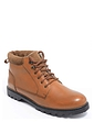 Sherpa Fleece Lined Leather Boot