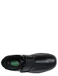 Cushion Walk Touch Fasten Wide Fit Shoe with Gel Pad