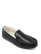 Leather Slipper with Sherpa Fleece Lining