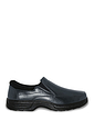 Mens Cushion Walk Wide Fit Slip On Shoe With Gel Pad