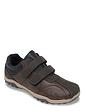 Men's Wide Fit Touch Fasten Shoe