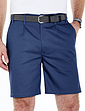 Stain Resistant Cotton Shorts