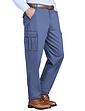 Cotton Cargo Style Trouser