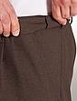 High Waisted Woolblend Trouser