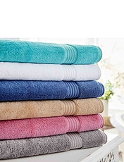 SUPREME LUXURY WEIGHT 650gsm TOWELS BY CHRISTY