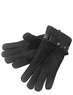 Pair Of Sheepskin Gloves