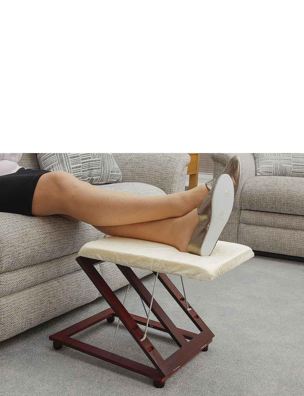 Merveilleux Adjustable Footstool
