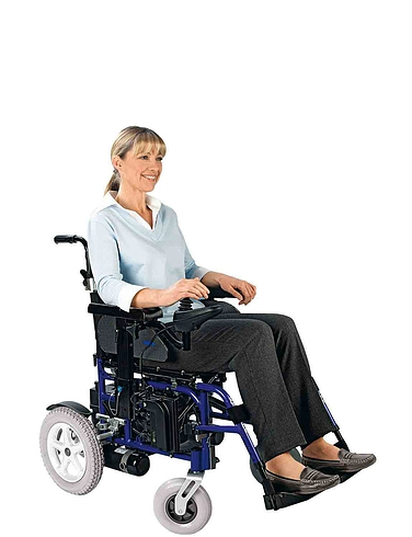 Enigma Energi Electric Wheelchair