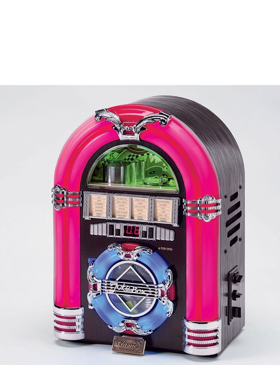 Cd Mp3 Radio Mini Jukebox Home Household Electricals
