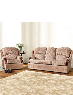 Chorlton 2 X Chair + 1 X 3 Seater Settee - Special Offer
