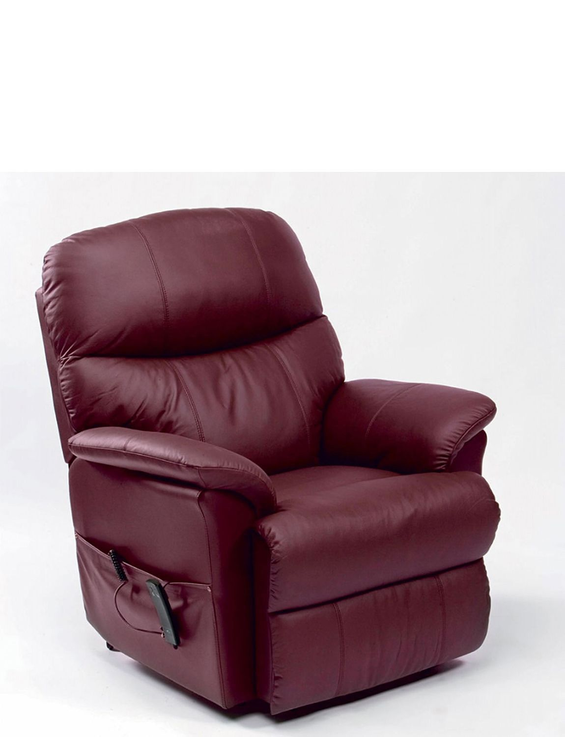Leather Rise And Recliner Chair Home Living Room Chums