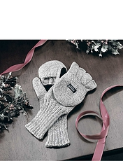 Ladies Knitted Thinsulate Gloves