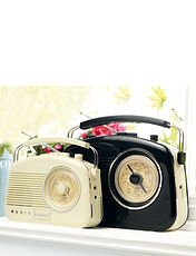 Full Size Retro Radio