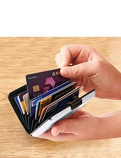 Credit Card Safety Wallet