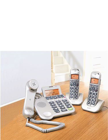 Big Button Corded Phone