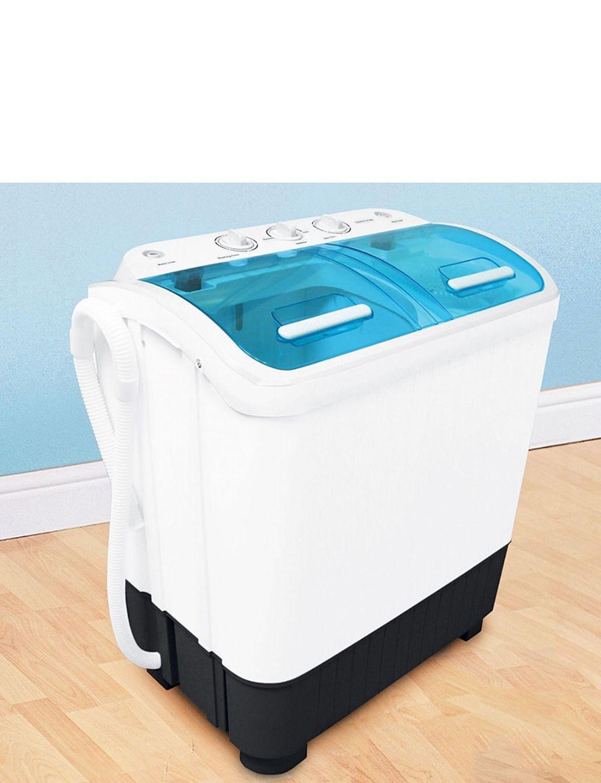 Compact Semi Automatic Twin Tub Washing Machine Home