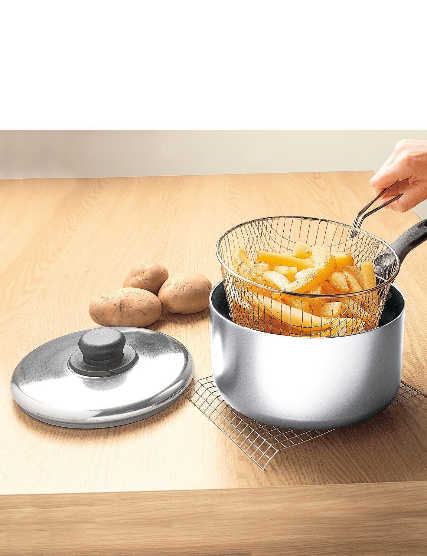 Mini Chip Pan Home Chums