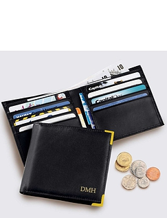 Super-Soft Leather Billfold Wallet