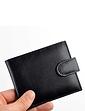 Super-Soft Leather Billfold Wallet