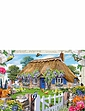 1000pc Jigsaw Puzzle Wisteria Cottage