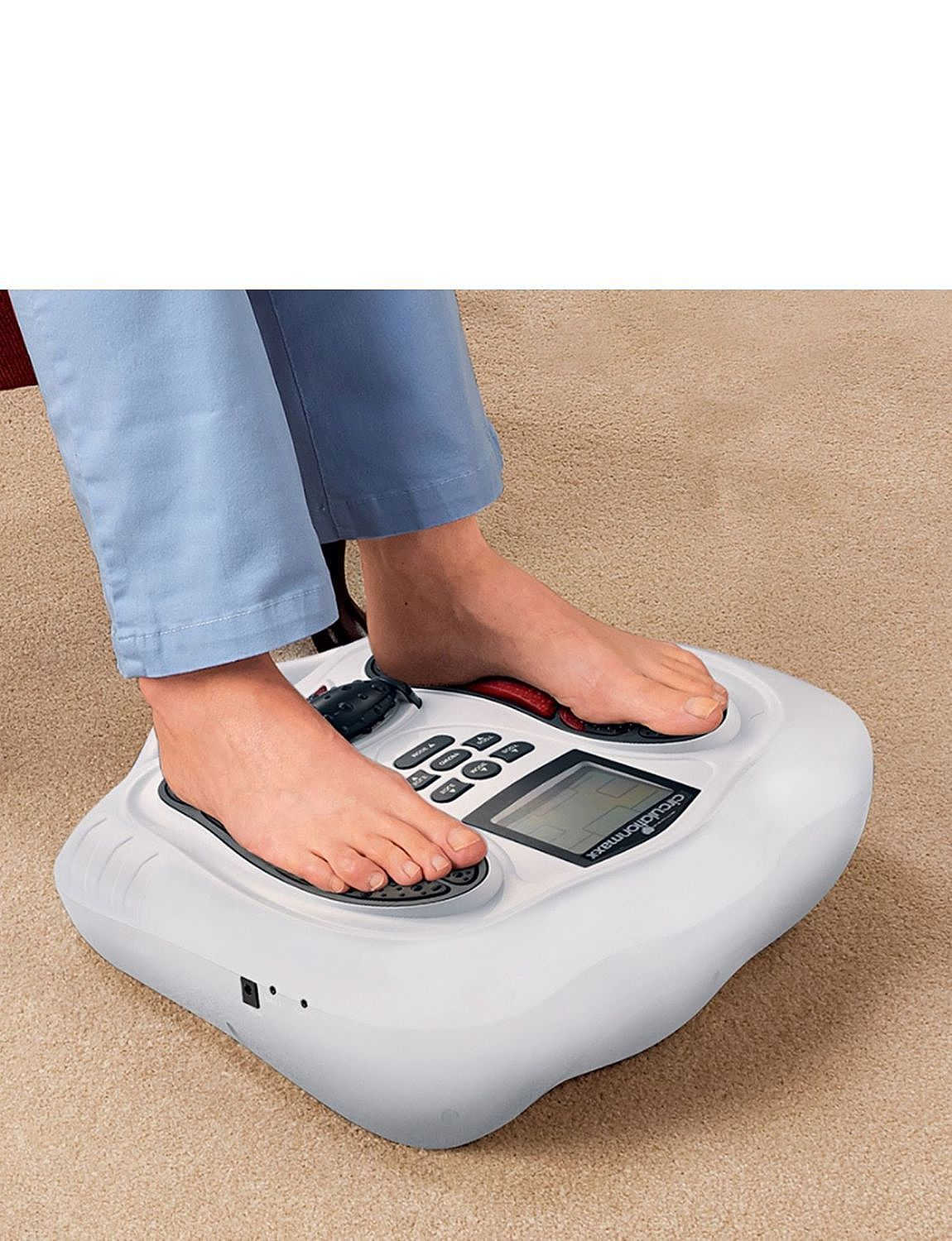 Deluxe Circulation Massager Lifestyle Health Amp Personal Care