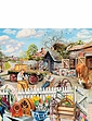 Gibsons Boxed Set Of 4 x 500PC Puzzels-Rag & Bone Man