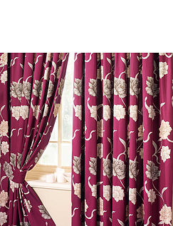 Luxury Woven Curtains