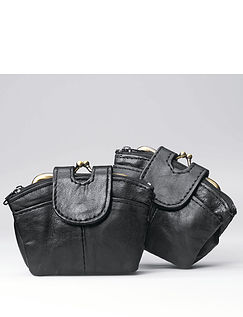 Luxury Leather Ladies Purse