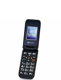 Flip Up Mobile Phone