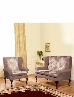 Cottage 2 Seater and 1 Chair