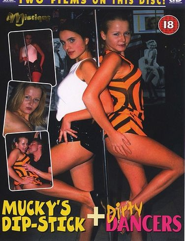 ADULT 2 DISC DVD - MUCKY'S DIPSTICK/DIRTY DANCERS