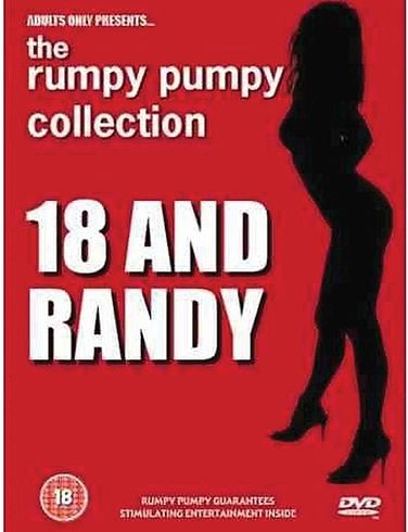 ADULT DVD - 18 AND RANDY